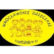 """Kindergarten No. 87 """"Wrocław's kids"""""""